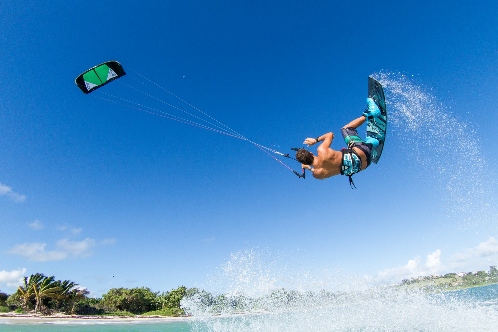 Best Kitesurfing